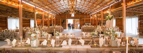 Florida Rustic Barn Weddings Was Born From A Group Of