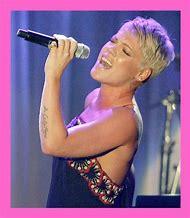 Rock Singer Pink
