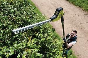 Taille Haie Telescopique Lidl : ryobi lance deux outils longue port e rpp755e et rpt4545e ~ Dailycaller-alerts.com Idées de Décoration