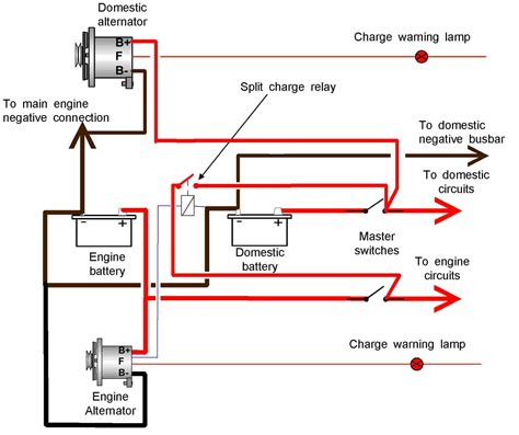 Dual Battery Isolator Wiring Diagram by Dual Battery Charger Isolator With Switch Search