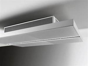 Dunstabzugshaube Umluft Decke : silverline vega ac edelstahl 100 cm deckenl fter f r umluft radio ~ Markanthonyermac.com Haus und Dekorationen