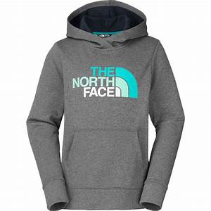 The North Face Surgent Pullover Hoodie - Girls ...