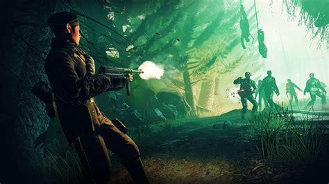 zombie army trilogy ps4 screenshots games playstation push follow square