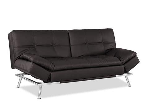 convertible futon sofa bed matrix convertible sofa bed java by lifestyle solutions