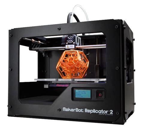 bureau d occasion imprimante 3d makerbot replicator 2 imprimantes 3d