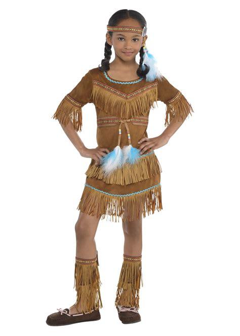 Dream Catcher Cutie Girl Costume - Indian Costumes