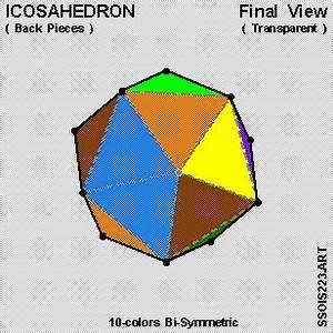 SSO - Bi-Symmetry ( Icosahedron )
