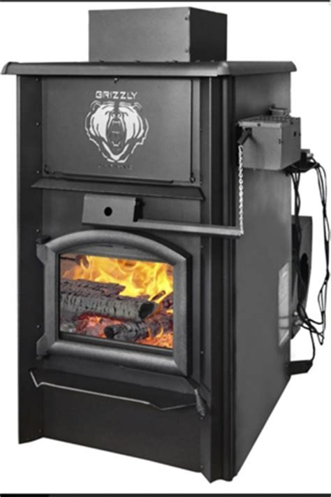 J.A. Roby Grizzly Wood Furnace by Obadiah's Woodstoves