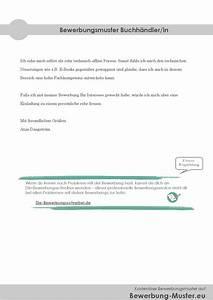 Kostenlose bewerbungsvorlage fur die ausbildung buchhandler for Bewerbungsschreiben buchh u00e4ndlerin