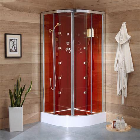 cabina doccia semicircolare   idromassaggio kv store