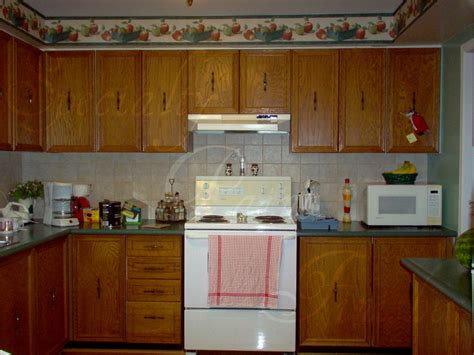 Ideas For Painting Oak  Ee  Kitchen Ee    Ee  Cabinets Ee   All About House