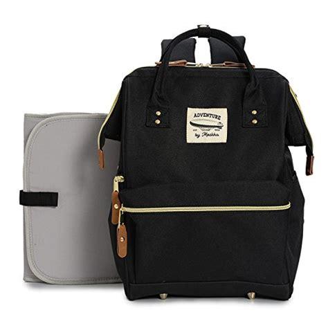 designer baby bag wide open designer baby backpack by moskka travel