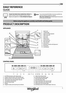 Hotpoint Wfo 3t222 Pg X Setup And User Guide