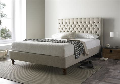 Upholstered Bed Frame With Storage by Upholstered Bed Frames Metrovsa Org