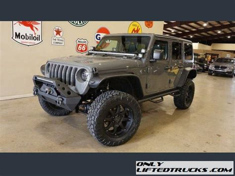 jeep wrangler unlimited sport lifted