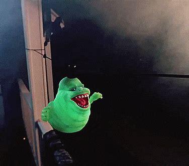 ghostbusters floating slimer halloween decoration