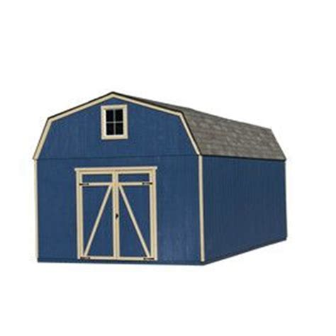 heartland storage shed kits heartland estate gambrel engineered wood storage shed