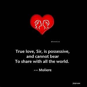 POSSESSIVE LOVE Quotes Like Success