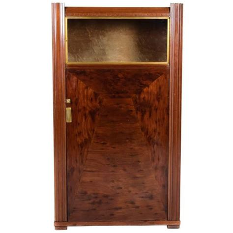 art deco bar cabinet french art deco liquor cabinet circa 1930 for sale at 1stdibs