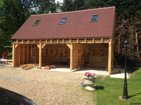 Post And Beam Garages & Carports