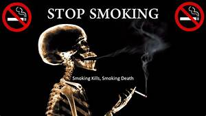 Best Stop Smoking Ads 2017 - YouTube
