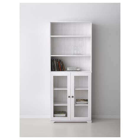 White Bookshelf With Doors by Doors Billy Bookcase Terrific Liatorp Libreria Ikea