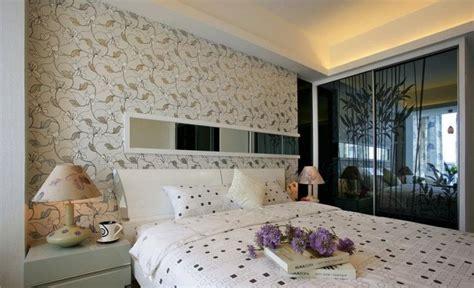 papier peint chambre à coucher adulte déco chambre adulte 57 idées fascinantes à emprunter