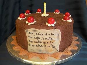 """Portal"" Chocolate Cake Little Taste of Heaven"