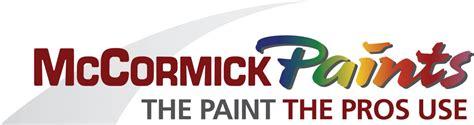 mccormick paints rolls out new zero voc interior coating mccormick paints prlog