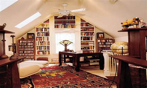 office design ideas  small spaces home library ideas
