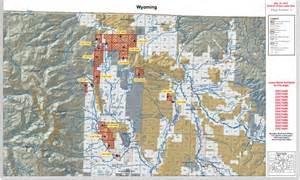 Park County Colorado BLM Map