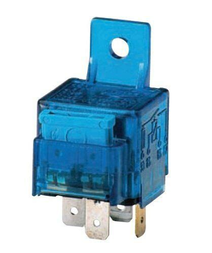 New Hella Amp Spst Mini Iso Relay With
