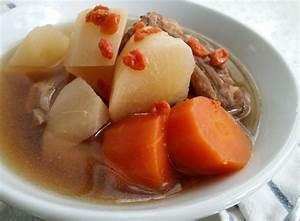 Daikon Radish Soup Recipe - Souper Diaries