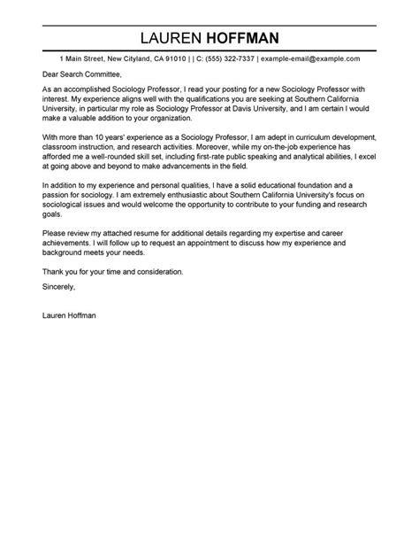 Adjunct Professor Resume Without Experienceadjunct Professor Resume Without Experience by New Adjunct Professor Cover Letter Memo Templates For Word