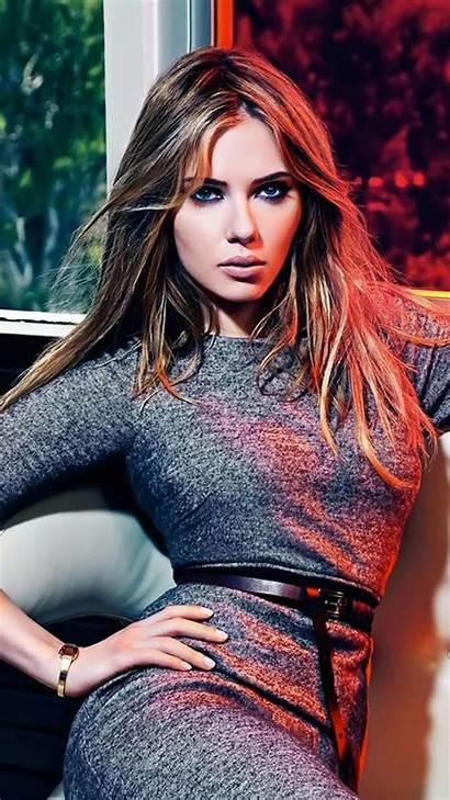 Scarlett Johansson Htc M8 Iphone Wallpapers Widow