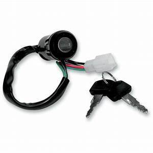 New K U0026s Universal Motorcycle Atv Quad 2 Position Ignition
