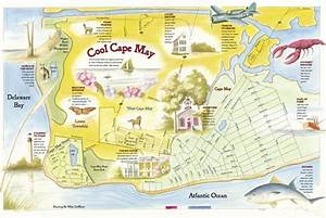 Cape May Map 2007