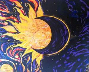 painting of the sun | Paintings (Originals) For Sale ...