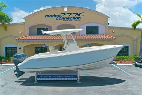 How Do Cobia Boats Rate by New 2014 Cobia 237 Center Console Boat For Sale In West