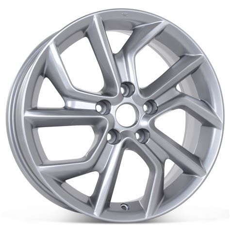 new 17 quot x6 5 quot alloy replacement wheel for nissan sentra