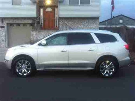 Find Used 2010 Buick Enclave Cxl, Low Mileage, Save