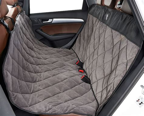 Bowsers Hammock Pet Car Seat Cover