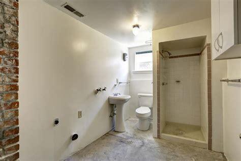 adding  bathroom   basement    worst diy