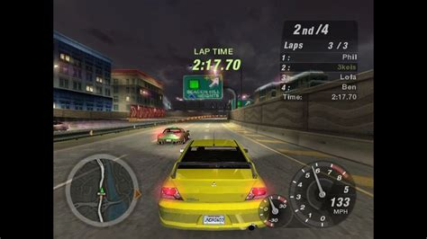 Overview Open World Driving Games 2000 2004 Youtube