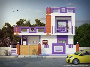 Wonderful Elevation For Small House Ideas Design