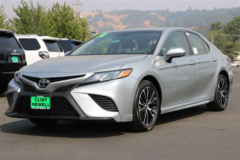 New 2018 Toyota Camry Se 4dr Car In Roseburg #t18014
