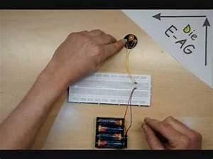 Stromkreise Berechnen : bildschirmexperiment einfacher stromkreis doovi ~ Themetempest.com Abrechnung