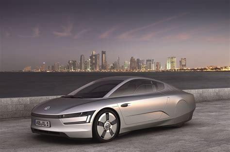 Volkswagen Formula Xl1 Concept Autoblog