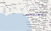 Santa Monica, California Tide Station Location Guide