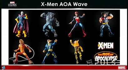 Baf Sugar Wave Marvel Legends Apocalypse Age